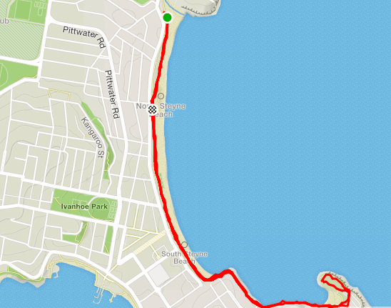 Queenscliff To Shelly Beach